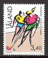 Finland / Aland - 1997 Hockey championship - Mi. 127 MNH