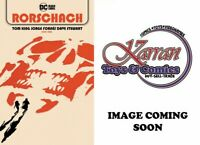 DC Comics Rorschach #2 (of 12) Main+Peach Momoko Variant NM 11/17/2020 Pre-Sale