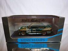 MINICHAMPS M3 SPORT EVO E30 - DIEBELS ALT - MUHRMANN - RARE 1:43 - GOOD IN BOX