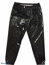 PVC  Wet Look Vinyl track Glanz  Nylon pants Shiny 44 W  Lads Sexy Gay Pride