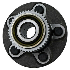 Wheel Bearing and Hub Assembly-Front Disc, Rear Disc Rear CRS Automotive Parts