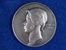 RARE +++ SPL - MEDAILLE ARGENT / Silver medal - MONNIER SENOUFO PORT ABIDJAN