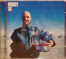 MOBY '18' 18-TRACK CD