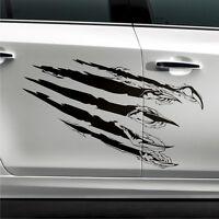 2x Monster Krallen 90cm Seitenaufkleber Autoaufkleber Tattoo Tribal JDM LKW S33