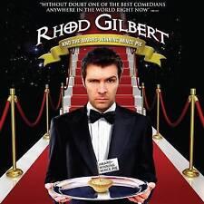Rhod Gilbert Live: And the Award -Winning Mince Pie (Audio CD)