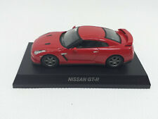 KYOSHO 1:64 - MiniCar Collection Diecast Nissan GT-R Rojo red