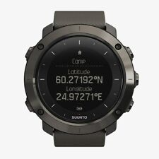 Uhr Wandern Outdoor suunto Traverse Gaphite GPS Höhenmesser