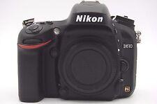 Nikon D610 24.3MP 8.1cmScreen Digital SLR Camera solo Corpo - Conta Scatti: 1275
