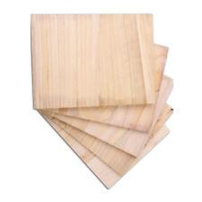 New Breakable Wooden Board MMA Taekwondo Martial Arts Sports Performance 5 Pcs