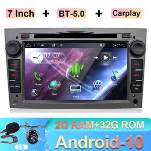 Android 10 Autoradio für Opel Zafira B Astra H Corsa Vivaro Vectra GPS Navi DAB