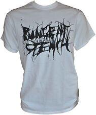 PUNGENT STENCH - Black-Logo - White-Gildan-T-Shirt - S / Small - 164130