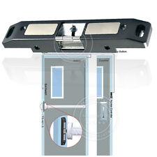 Electric Strike Lock For Push Panic Bar Exit Device Emergency Door + Lock Status