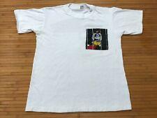 New listing Medium - Vtg 1987 Who Framed Roger Rabbit Single Stitch 80s Pocket T-shirt Usa