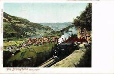 Eisenbahn- & Bahnhofs-Ansichtskarten aus der Schweiz