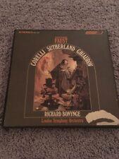 Gounod Faust / Bonynge / LSO London ffrr Stereo Box Set PROMO. NEW RARE.Free SnH