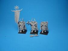 GW Grand Alliance Chaos Warriors Command Plastic WHFB AoS