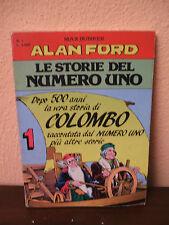 ALAN FORD,  LE STORIE DEL NUMERO UNO. N. 1 SUPPLEMENTO AL 277 DEL 1992