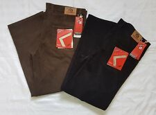 Men's Cord Straight Leg Jeans BNWT - Knock-Out