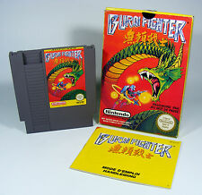 BURAI FIGHTER für NES Nintendo Entertainment System Spiel Modul Anleitung OVP