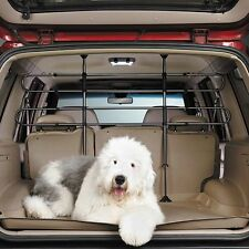 Pet Safety Auto Barrier Dog Car Back Seat Folding Fence Car Truck Van Divider