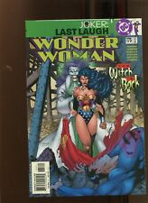 WONDER WOMAN #175 (9.2) THE WITCH AND THE WARRIOR! 2001