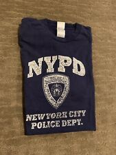 Vintage NYPD T-Shirt Adult M (New York City Police Department)