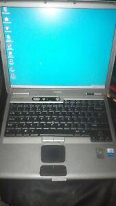 Dell Latitude D600 PENTIUM M 1.6GHZ 512mb 60gb ATI Radeon win98se LAPTOP
