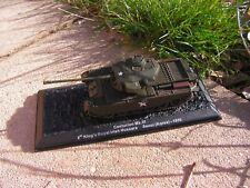 CHAR DE COMBAT 1/72   char irish centurion  1950 coree  IXO/ALTAYA NEUF/BO