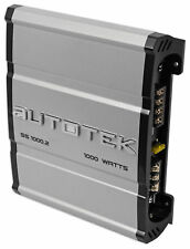 Autotek SS1000.2 Super Sport 1000w 2-Channel Car Audio Amplifier Class A/B Amp