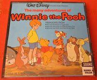 Les Aventures de Winnie l'Ourson - Super 8 sonore VO en couleurs