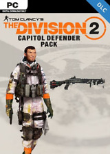 Tom Clancys The Division 2 - Capitol Defender DLC PC *uPlay CD-KEY* 🔑🕹🎮