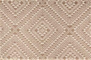 Fabric Robert Allen Beacon Hill Matte Raffia Flax Geometric Linen Upholstery II3