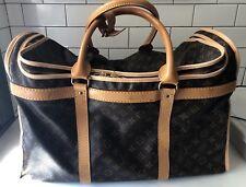 LOUIS VUITTON Luggage vintage shoe travel bag - No Longer Manufactured