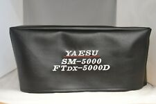 Yaesu FTdx-5000D/SM-5000 Combo Signature Ham Radio Amateur Radio Dust Cover