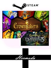 Crowntakers (+ Undead Undertakings DLC) Steam Key - for PC, Mac or Linux