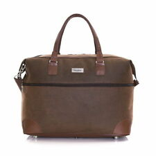 Soft Leather Unisex Adult Travel Bags & Hand Luggage