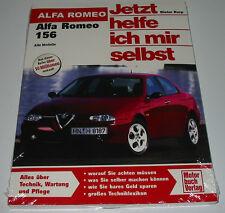 Reparaturanleitung Alfa Romeo 156 Technik Wartung Pflege alle Modelle Stand 2015
