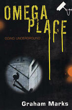 Omega Place by Graham Marks New Book