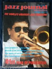JAZZ JOURNAL INTERNATIONAL - DEC 1988 - DAN BARRETT