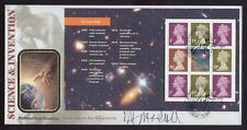 1999 World Changers Future Life Pane SIGNED Greenfield