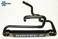 Airtec Mk1 Focus RS montaje frontal Intercooler Kit 70mm Core etapa 1 Acabado Negro