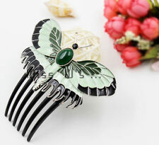Film TITANIC Rose's Beautiful Butterfly Comb Hairpin Hair clip