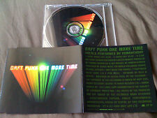 Daft Punk / one more time /JAPAN LTD CD