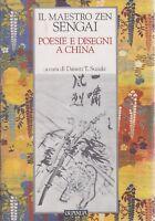 Sengai, Poesie e disegni a china, Guanda, Poeti della fenice, poesia giapponese