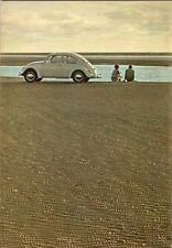 Volkswagen Beetle 1966-67 Dutch Market Brochure 1300 1500 Saloon Convertible