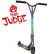 1080 Judge Stunt Scooter Custom Alloy Ten Eighty Oil Slick Scooter - Oil Slick