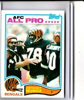 1982 Topps #51 Anthony Munoz RC Bengals [PACK FRESH] 💲🏈 CSV