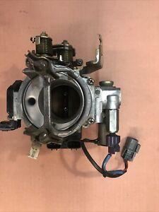 1996-1997 Nissan D21 Hardbody 2.4 M/T throttle valve body TPS MAF air flow meter