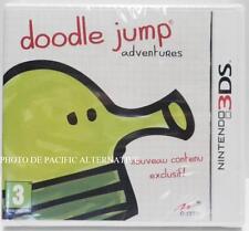 NEUF: jeu DOODLE JUMP ADVENTURES sur nintendo 3DS pour enfant reflexion aventure