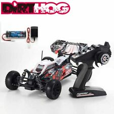 NEW Kyosho Dirt Hog 1/10 4WD Buggy RTR w/Radio Battery & Charger FREE US SHIP